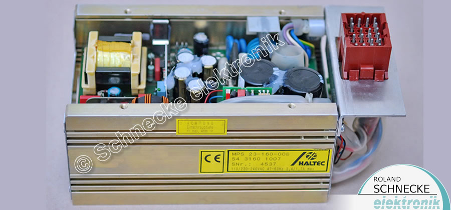 HALTEC Powersupply MPS23-160-008