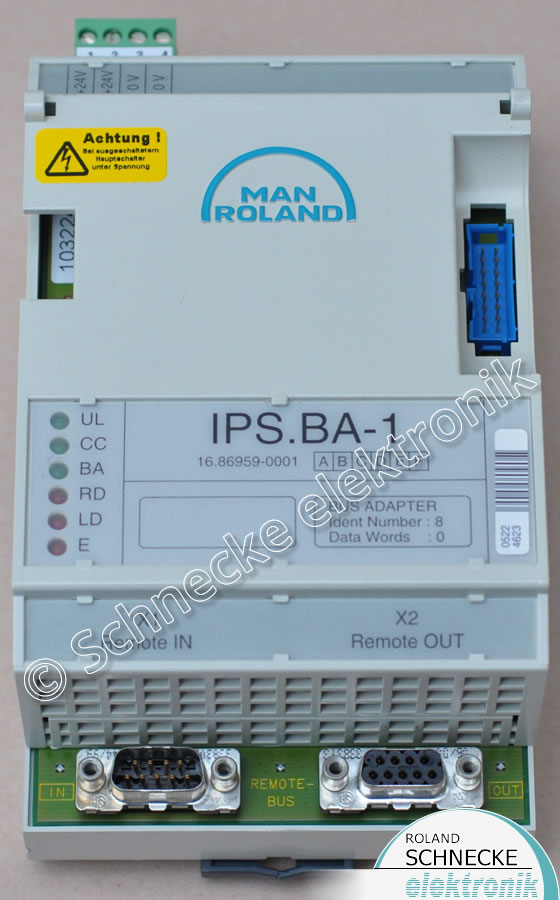 MAN Modul-Box MAN-IPS.BA-1