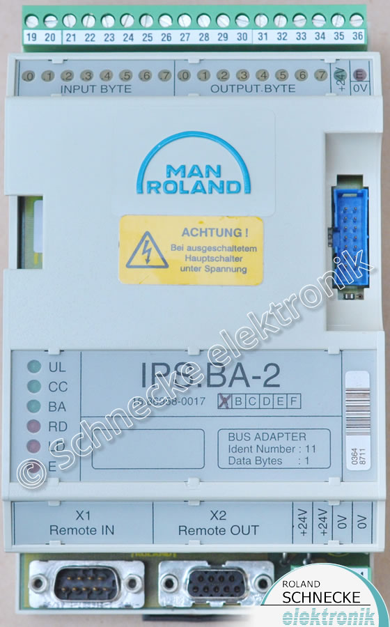 MAN Modul-Box MAN-IPS.BA-2