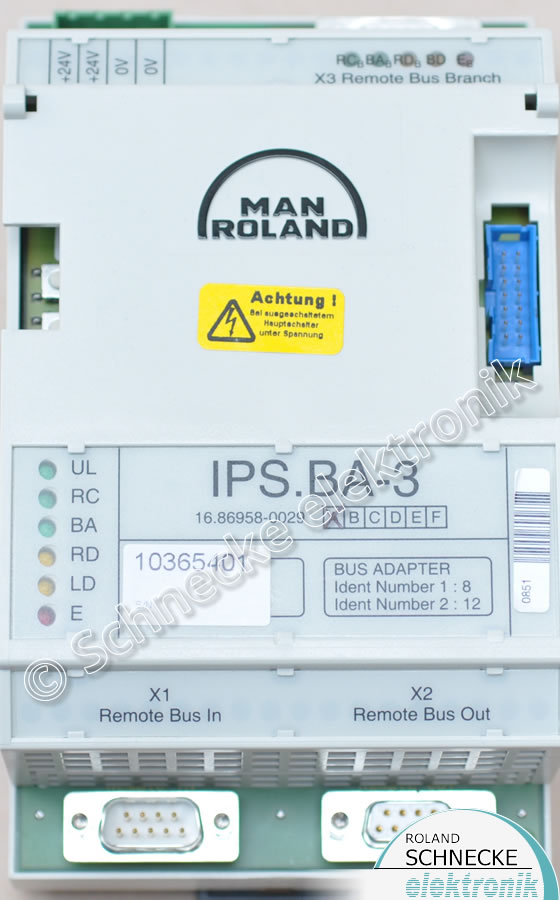 MAN Modul-Box MAN-IPS.BA-3