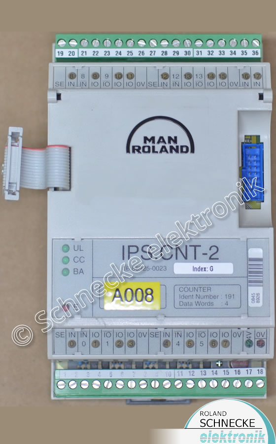 MAN Modul-Box MAN-IPS.CNT-2