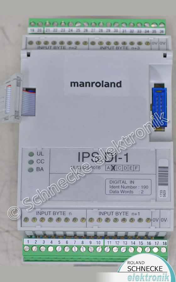 MAN Modul-Box MAN-IPS.DI-1