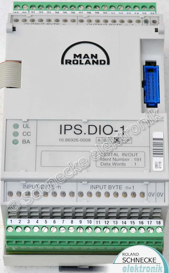 MAN Modul-Box MAN-IPS.DIO-1