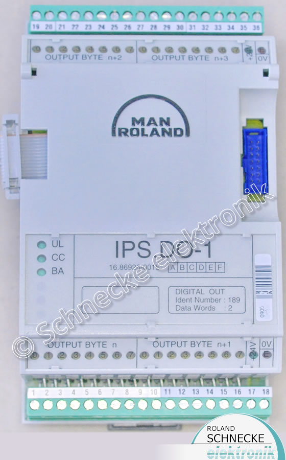 MAN Modul-Box MAN-IPS.DO-1