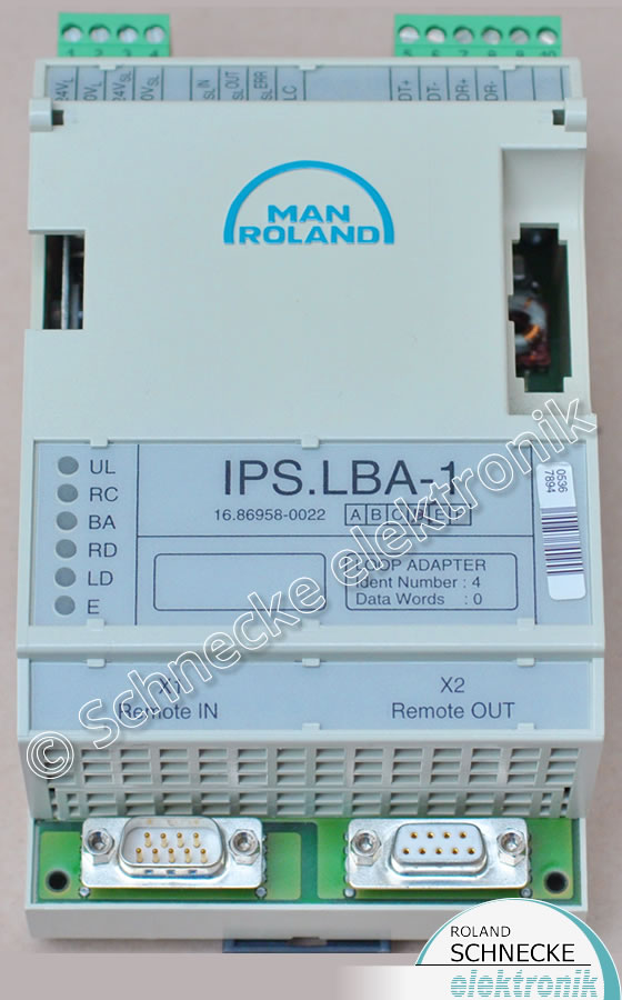 MAN Modul-Box MAN-IPS.LBA-1