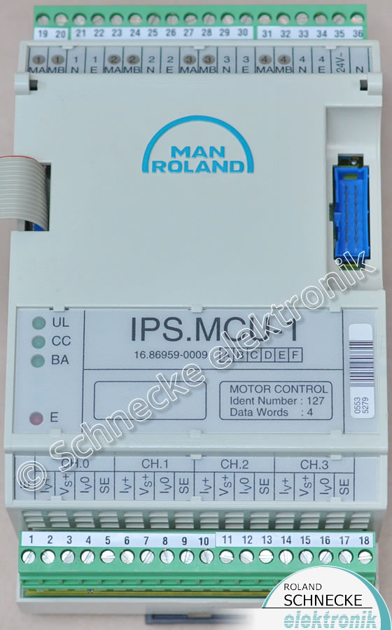 MAN Modul-Box MAN-IPS.MCU-1