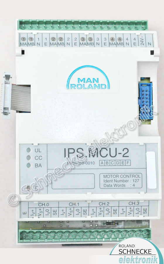 MAN Modul-Box MAN-IPS.MCU-2