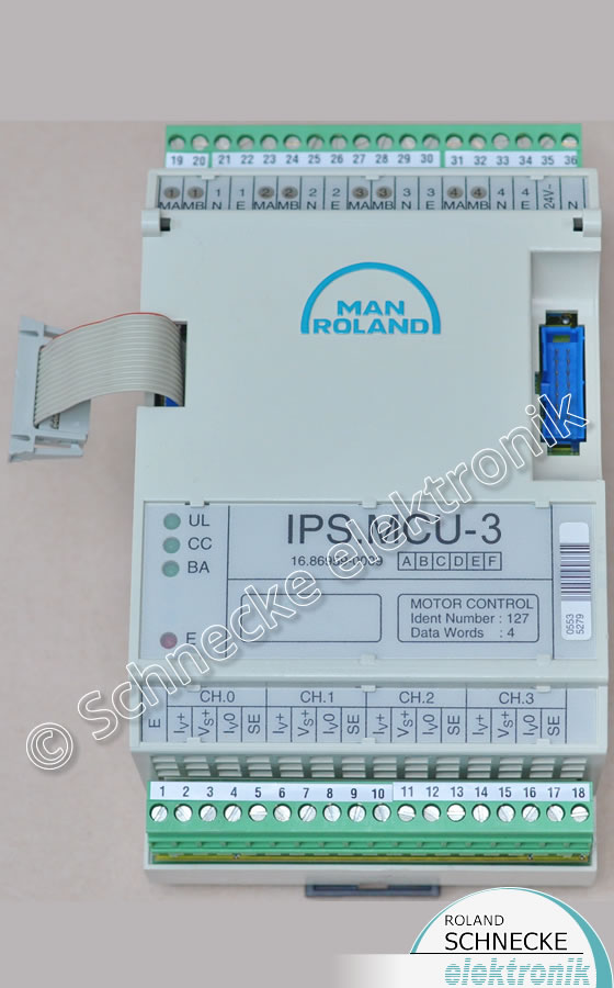 MAN Modul-Box MAN-IPS.MCU-3